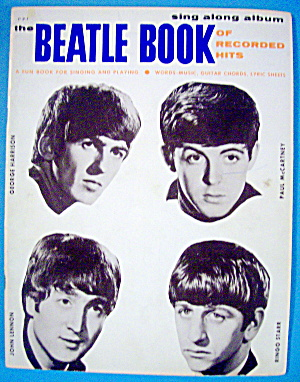 1964 The Beatle Book Of Recorded Hits (Booklet)