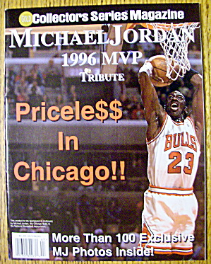 Collectors Series Magazine 1996 Michael Jordan