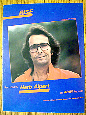 1979 Rise By Andy Armer & Randy Badazz (Herb Alpert) (Image1)