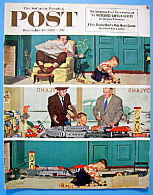 Saturday Evening Post December 19, 1953 Sargent (Image1)