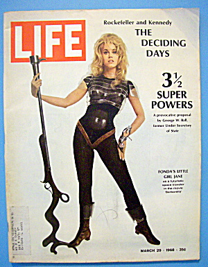Life Magazine March 29, 1968 Rockefeller & Kennedy (Image1)