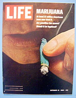 Life Magazine October 31, 1969 Marijuana (Image1)