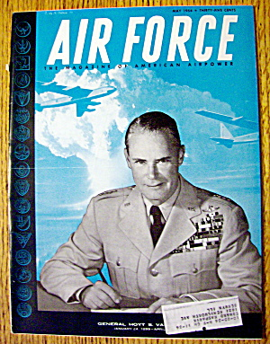 Air Force Magazine May 1954 General Hoyt S. Vandenberg