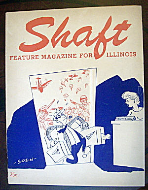 Shaft Magazine For Illinois September 1951 (Image1)