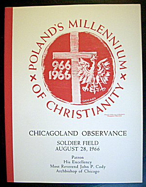 Poland's Millennium Of Christianity August 1966
