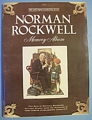Saturday Evening Post 1979 Norman Rockwell Memory Album