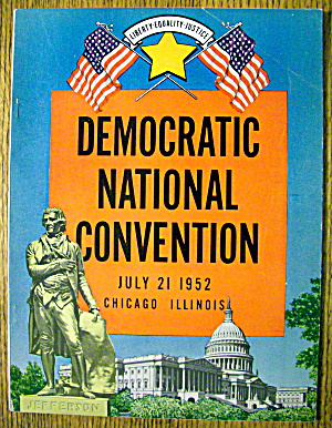 Democratic National Convention 1952
