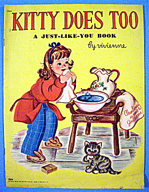 Kitty Does Too 1946 (A Just Like You Book) Vivienne (Image1)