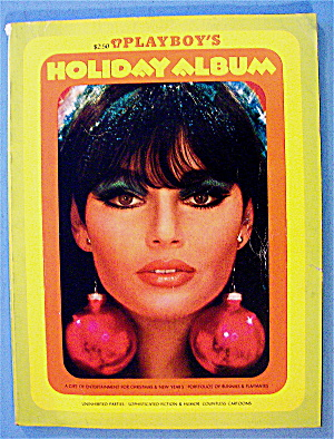 Playboy Holiday Album 1970 Dede Lind (Miss August 1967)