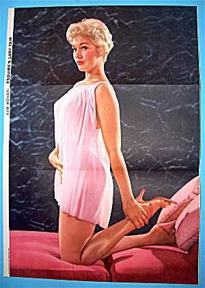 Esquire (Lady Fair) Pin Up Girl 1956 Nancy Berg