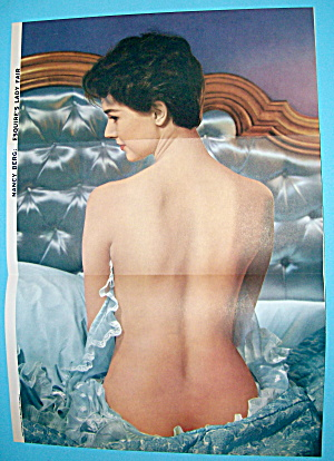 Esquire (Lady Fair) Pin Up Girl 1956 Nancy Berg