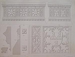 Sarchophage De Thomas Tropenell, A Corsham (Image1)