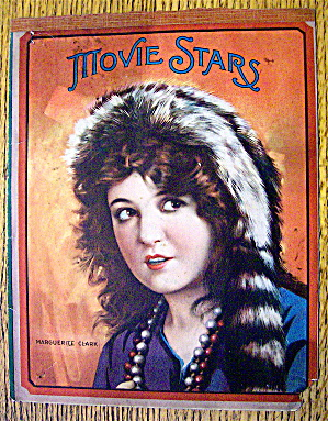 Movie Star Magazine Cover (Only)1920's Marguerite Clark (Image1)