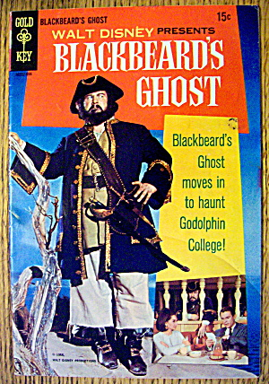 Walt Disney's BlackBeard's Ghost 1968 (Image1)