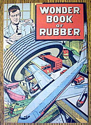 Wonder Book Of Rubber 1961 (B. F. Goodrich) (Image1)