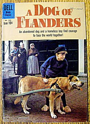 1960 Dell Comics A Dog Of Flanders #1088 (Image1)