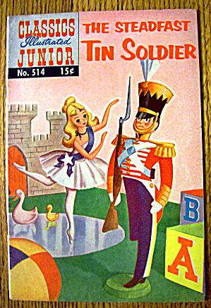 The Steadfast Tin Soldier Comic #514 January 1955