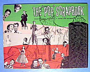 The Pop Scrapbook 1953 Over 200 Recording Stars (Image1)