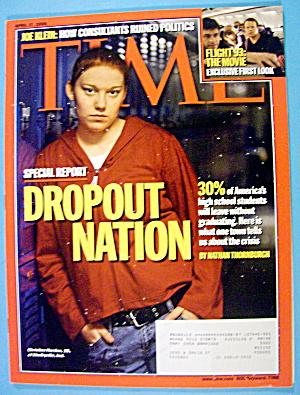 Time Magazine April 17, 2006 Dropout Nation (Image1)