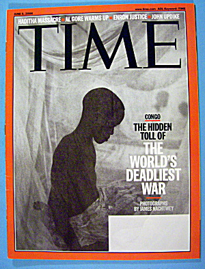 Time Magazine June 5, 2006 The World's Deadliest War