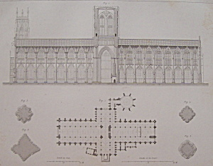 Cathedrale D'York (Image1)