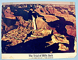 The Trial Of Billy Jack Lobby Card 1974 Delores Taylor