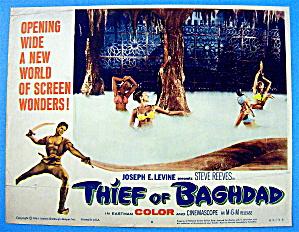 Thief Of Baghdad Lobby Card 1961 Steve Reeves (Image1)