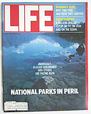 Life Magazine July 1983 National Parks In Peril (Image1)
