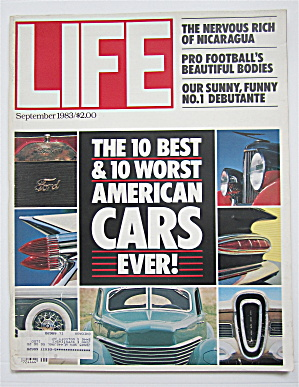 Life Magazine September 1983 American Cars (Image1)