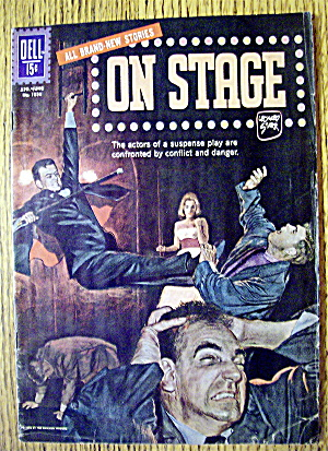 On Stage Comic #1336 June 1962 (Image1)