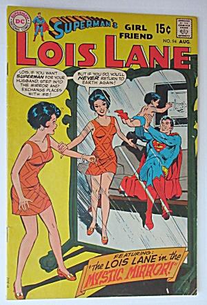 Lois Lane Comic August 1969 Mystic Mirror (Image1)