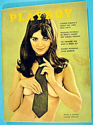 Playboy Magazine-April 1969-Lorna Hopper (Image1)