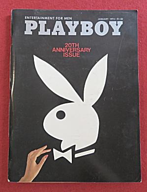 Playboy Magazine-January 1974-Nancy Cameron (Image1)