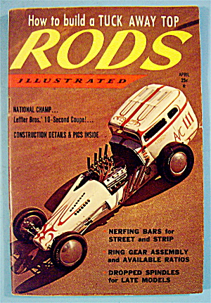 Rods Illustrated April 1959 Build A Tuck Away Top