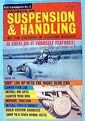 Suspension & Handling Magazine 1962 Lower Your Car (Image1)