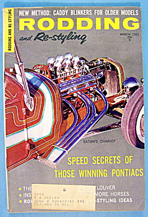 Rodding And Re-styling March 1962 Speed Secrets