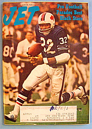 Jet Magazine January 17, 1974 Pro Football Black Stars