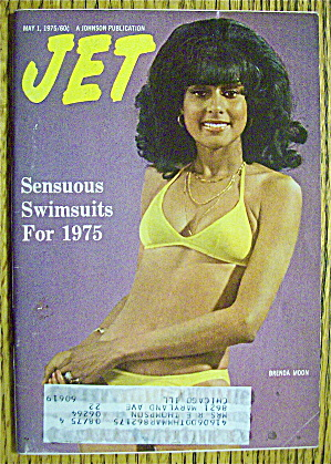 Jet Magazine May 1, 1975 Brenda Moon