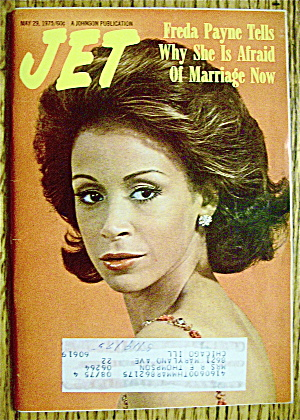 Jet Magazine May 29, 1975 Freda Payne