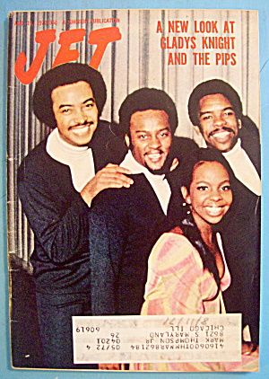 Jet Magazine August 19, 1971 Gladys Knight & The Pips