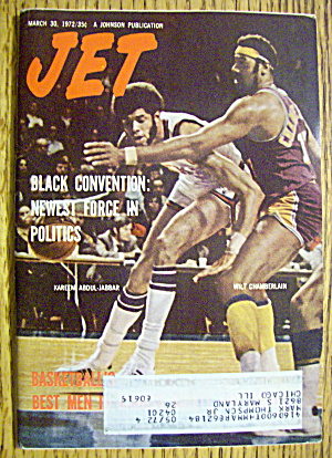 Jet Magazine March 30, 1972 Basketball's Best Men