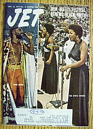 Jet Magazine September 14, 1972 Watts Festival