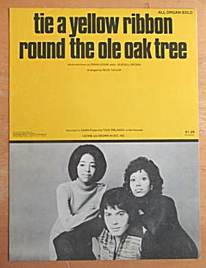 1973 Tie A Yellow Ribbon Round The Ole Oak Tree