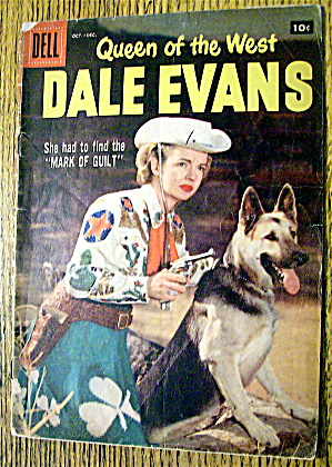 Dale Evans Queen Of The West Comic #17 October 1957 (Image1)
