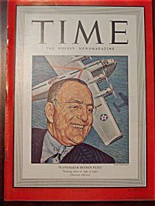 Time Magazine - November 17, 1941 - Reuben Cover