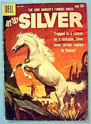 Silver Comic #35 July 1960 The Sliding Rocks (Image1)
