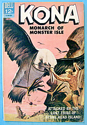 Kona Monarch Of Monster Isle January 1965 Warriors