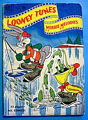 Looney Tunes Comic #110 December 1950 Bugs Bunny (Image1)