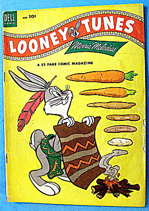 Looney Tunes Comic #140 June 1953 Bugs Bunny (Image1)