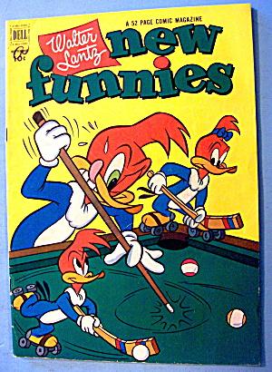 Walter Lantz New Funnies Comic #187 September 1952 (Image1)